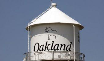 Oakland Water Tower Rotator 4