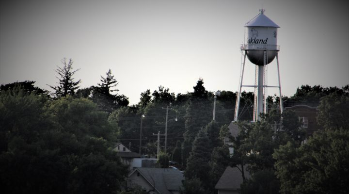 Oakland Water Tower